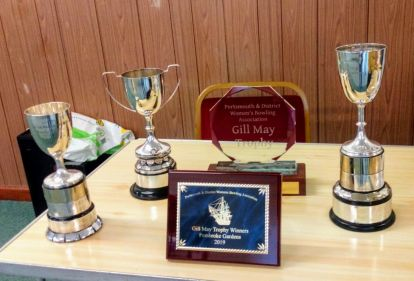 Ladies Trophies 2019
